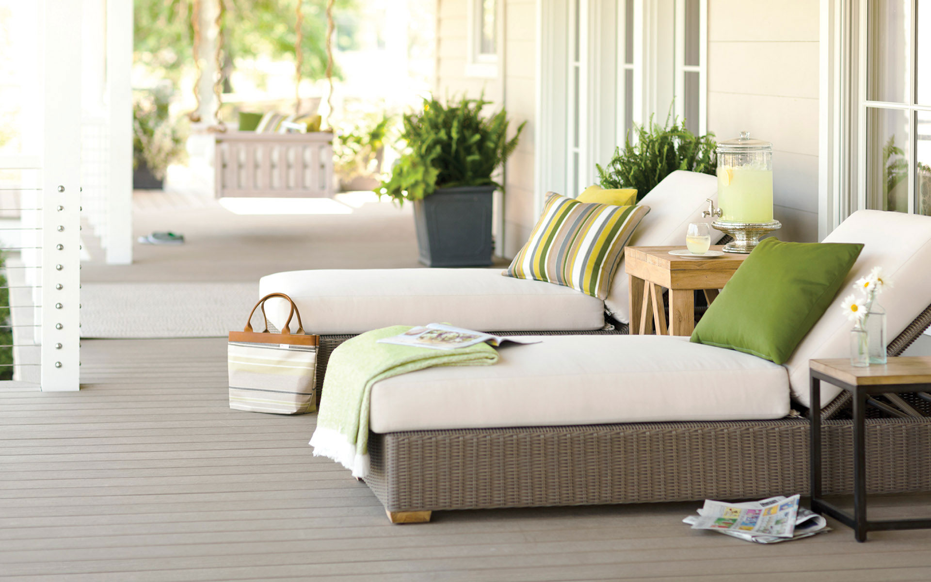 Outdoor Cushions Defy Neglect PLUS Some Insider Tips Cushion Factory