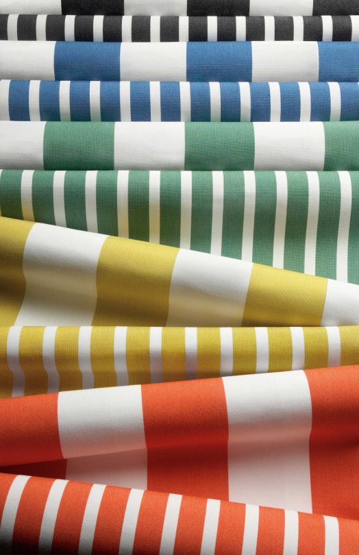 Sunbrella Indoor Or Outdoor Cushion Fabrics Stripes Cushion Factory