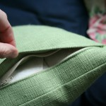 Removable Cushion Covers