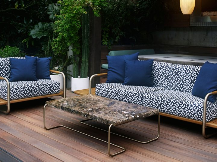 It's time to store! How to properly put away your outdoor cushions