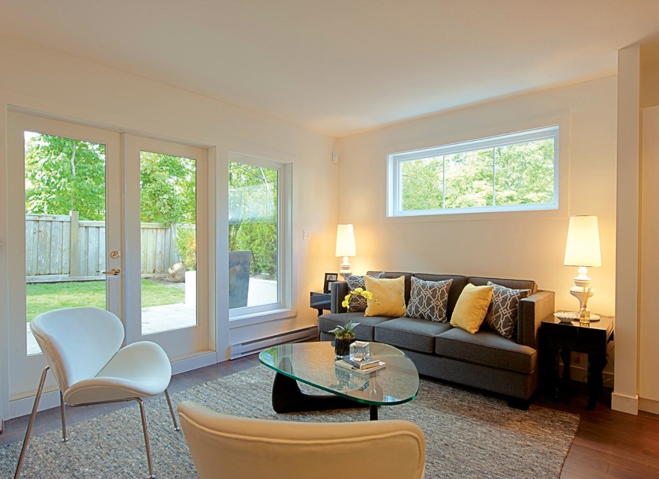 How to create a relaxing space without blowing the home - Most popular colors for living rooms ...
