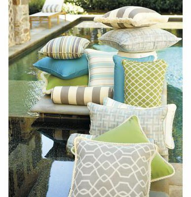 2016 Colour Trends For Outdoor Cushions