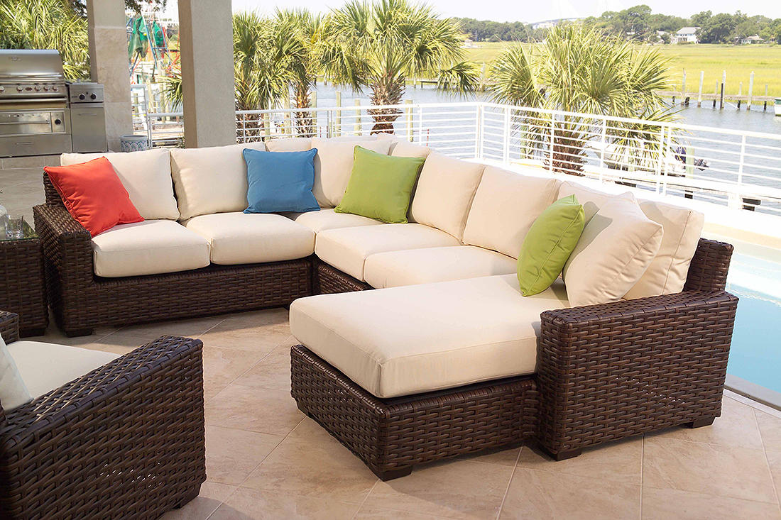 The 3 best things about outdoor living cushion factory for Outdoor living furniture