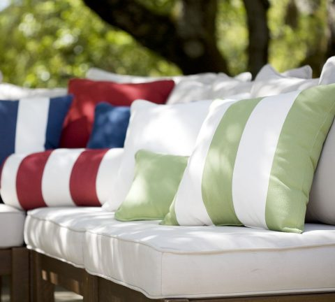 How To Avoid Faded Outdoor Cushions.