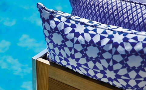 are outdoor cushions waterproof