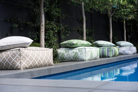 how to clean outdoor patio cushions