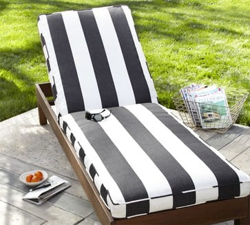 What Is The Best Fabric For A Sunlounge Cushion
