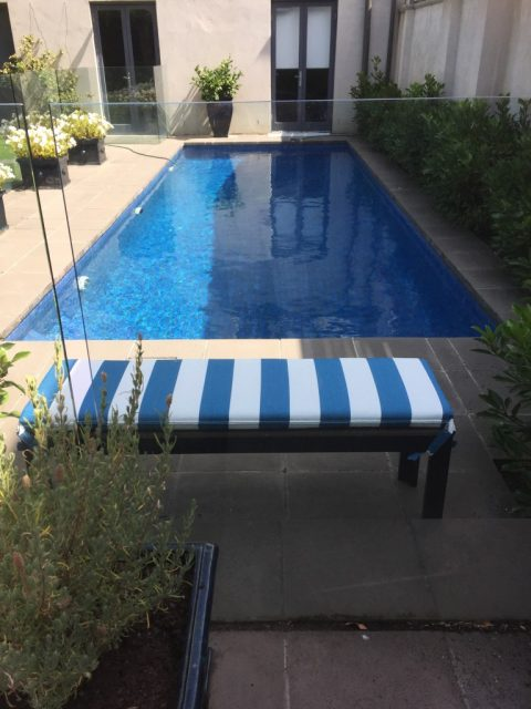 What Are Outdoor Cushions Made Of?