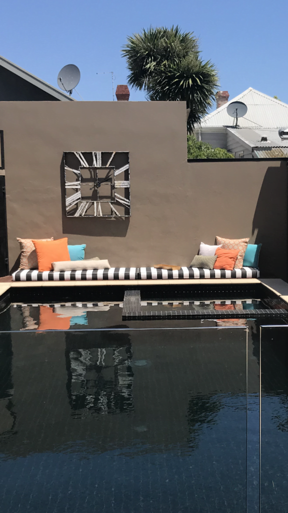 How to remove mould from outdoor cushions