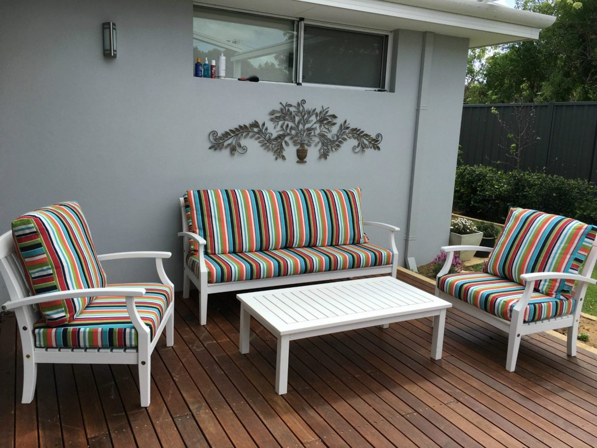 Which Foam Is Best For Outdoor Cushions Sydney Brisbane Melbourne