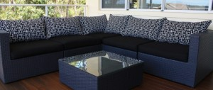 Outdoor Lounge Replacement Cushions