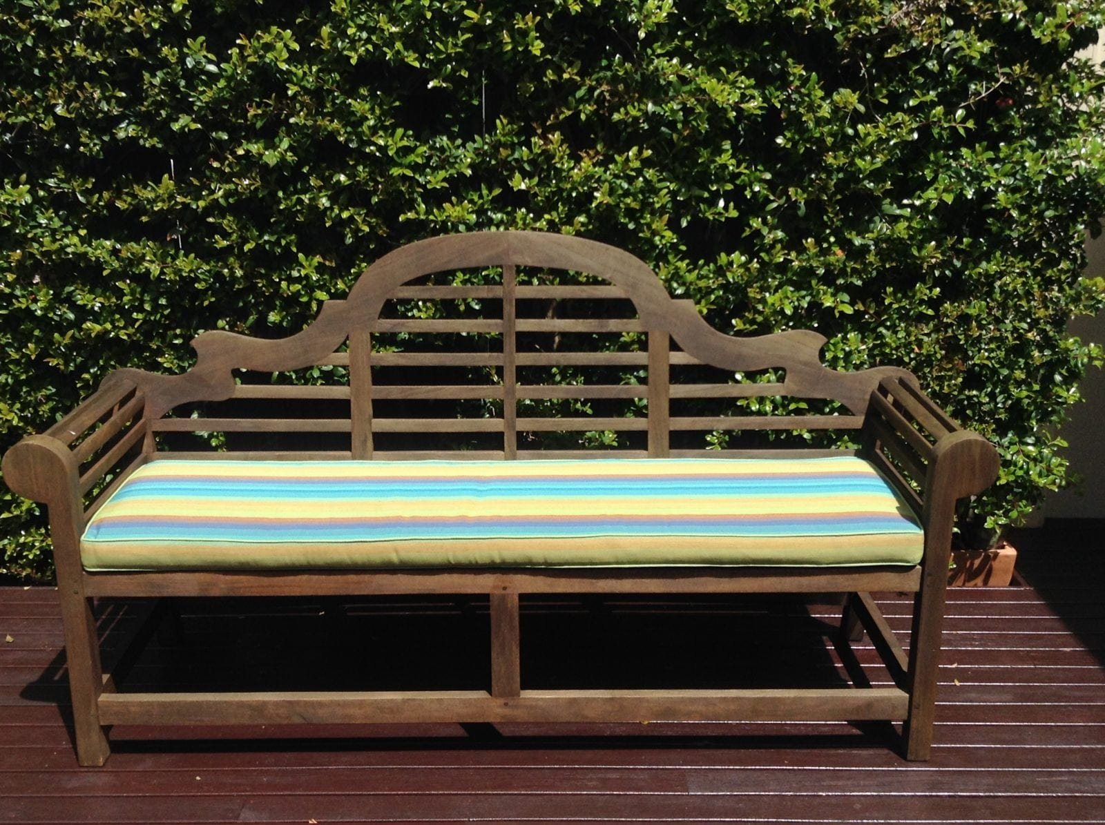 custom made outdoor cushions Brisbane
