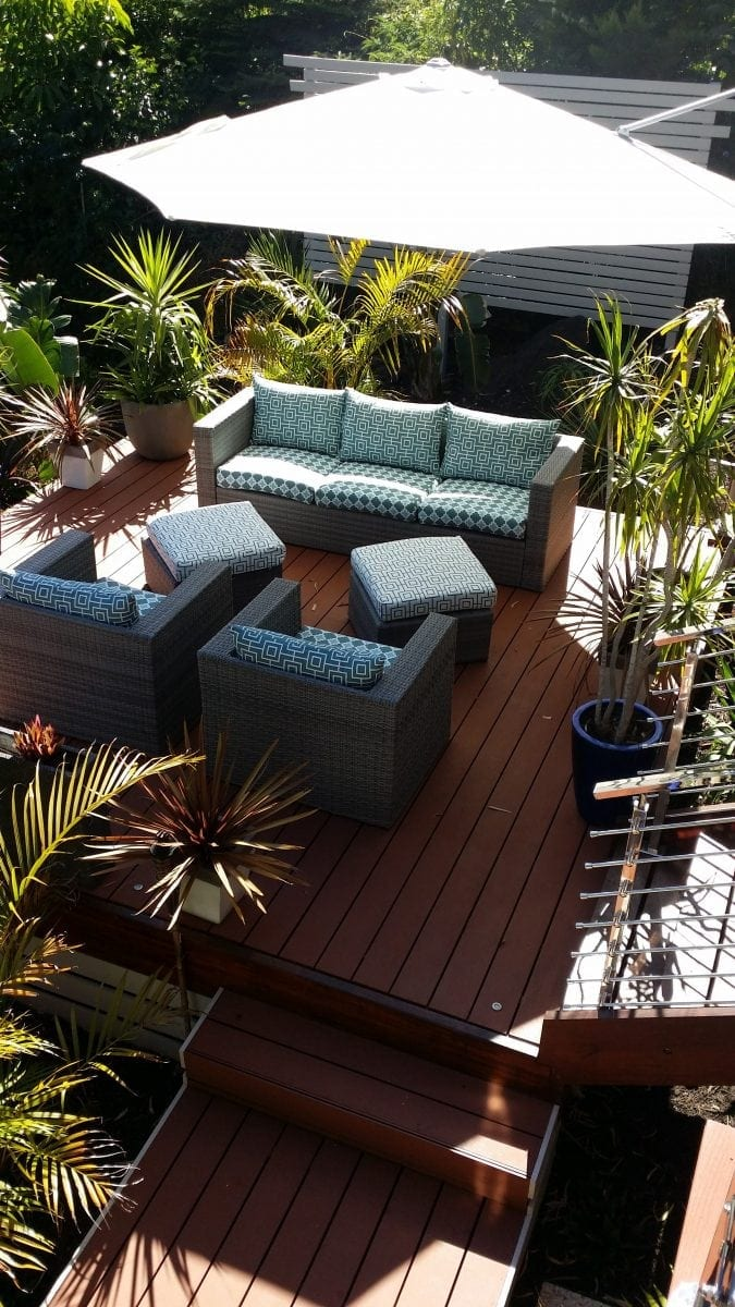 sunbrella outdoor cushions Melbourne