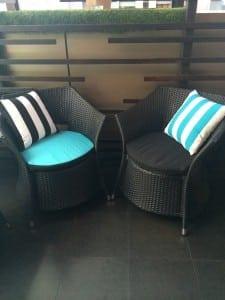 sun lounge cushions