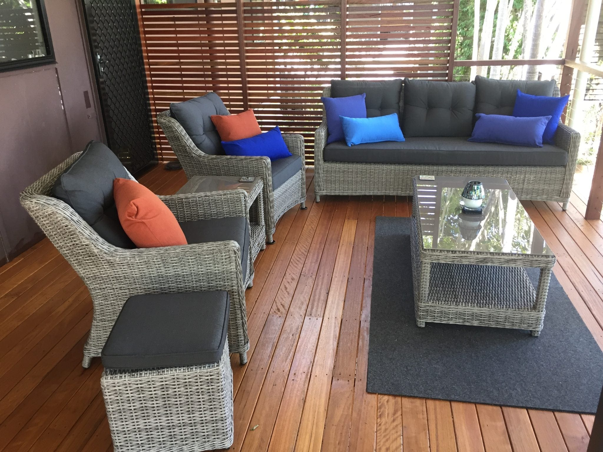 sunbrella outdoor cushions Sydney