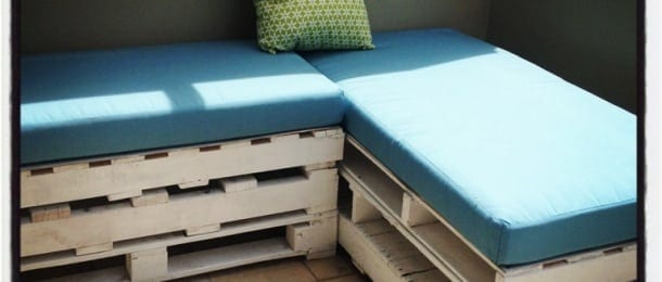 pallet furniture cushions