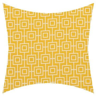 Warwick Bondi Sunshine Outdoor Cushion