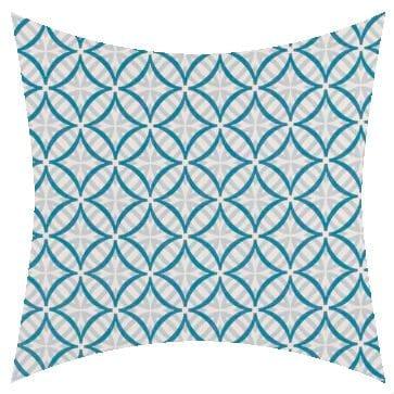 Warwick Coolum Turquoise Outdoor Cushion