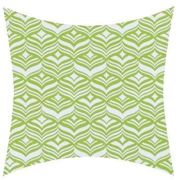warwick avoca lime outdoor cushion