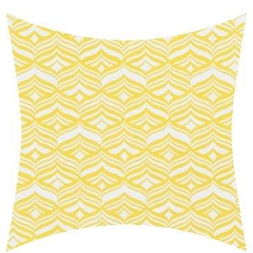 warwick avoca sunshine outdoor cushion