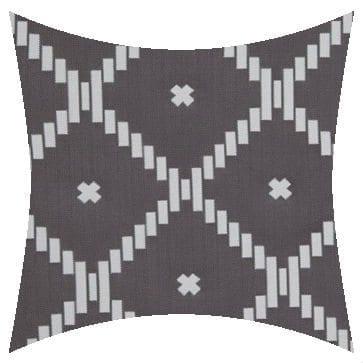 Charles Parsons Atoll Basalt Outdoor Cushion