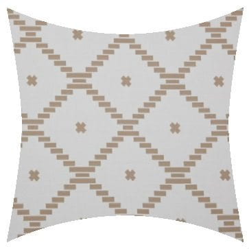 Charles Parsons Atoll Dune Reversed Outdoor Cushion