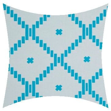 Charles Parsons Atoll Inlet Reversed Outdoor Cushion