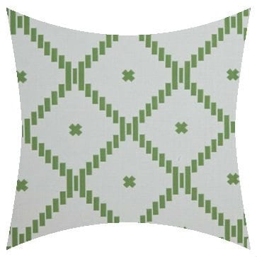 Charles Parsons Atoll Mangrove Reversed Outdoor Cushion
