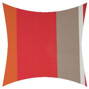 Charles Parsons Peninsula Passion Flower Outdoor Cushion