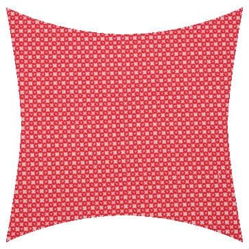 Charles Parsons Reef Passion Flower Outdoor Cushion