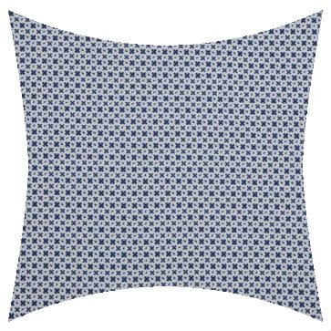 Charles Parsons Reef Squid Ink Outdoor Cushion