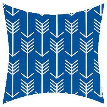 Premier Prints Outdoor Arrow Cobalt Outdoor Cushion