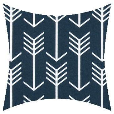 Premier Prints Outdoor Arrow Oxford Outdoor Cushion