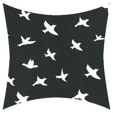 Premier Prints Outdoor Bird Silhouette Cavern Outdoor Cushion