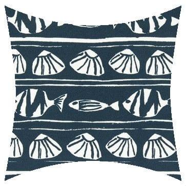 Premier Prints Outdoor Caicos Oxford Outdoor Cushion