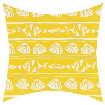 Premier Prints Outdoor Caicos Pineapple Outdoor Cushion
