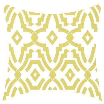 Premier Prints Outdoor Chevelle Sand Outdoor Cushion