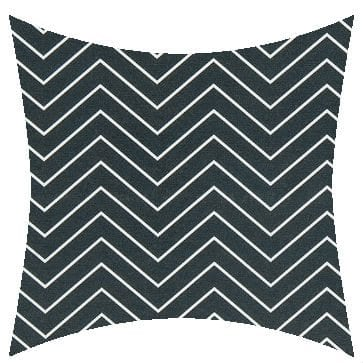 Premier Prints Outdoor Chevron Cavern Outdoor Cushion