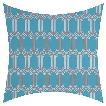 Premier Prints Outdoor Fargo Ocean Outdoor Cushion