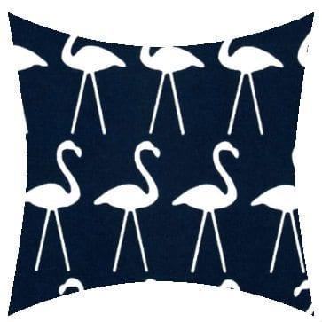 Premier Prints Outdoor Flamingo Outdoor Cushion