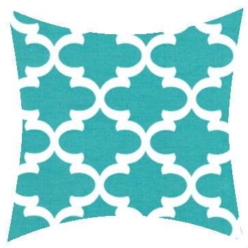 Premier Prints Outdoor Fulton Ocean Outdoor Cushion