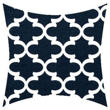 Premier Prints Outdoor Fulton Oxford Outdoor Cushion