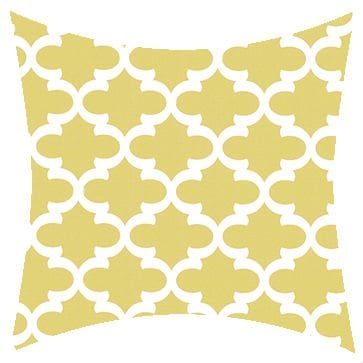 Premier Prints Outdoor Fulton Sand Outdoor Cushion