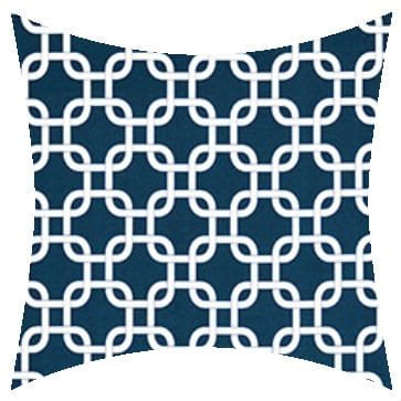 Premier Prints Outdoor Gotcha Oxford Outdoor Cushion