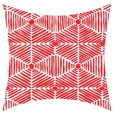 Premier Prints Outdoor Heni Calypso Outdoor Cushion