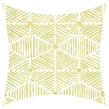 Premier Prints Outdoor Heni Sand Outdoor Cushion