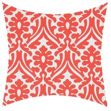 Premier Prints Outdoor Holly Indian Coral Outdoor Cushion