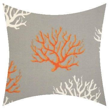 Premier Prints Outdoor Isadella Citrus Outdoor Cushion