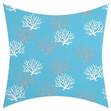 Premier Prints Outdoor Isadella Ocean Outdoor Cushion