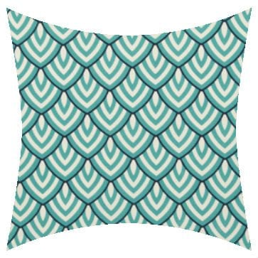 Premier Prints Outdoor Lalo Oxford Outdoor Cushion